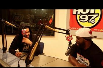 "J. Cole ""Funkmaster Flex Freestyle"" Video"