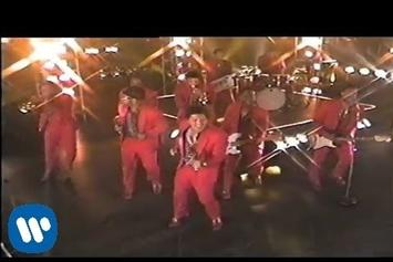 "Bruno Mars ""Treasure"" Video"