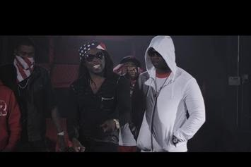 """Young Scooter Feat. Gucci Mane """"Work"""" Video"""