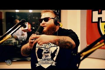 "Action Bronson ""Funkmaster Flex Freestyle"" Video"