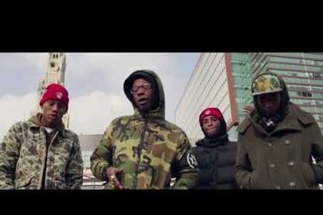 "Pro Era ""Like Water"" Video"