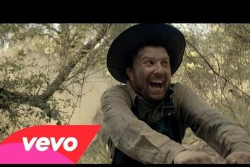 "Clinton Sparks Feat.  2 Chainz, Macklemore & D.A. ""Gold Rush (1849 Edition)"" Video"