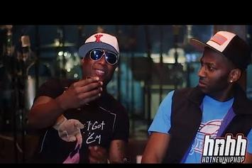 "Talib Kweli Feat. DeStorm Power ""Talib Kweli vs DeStorm: Cartoons, Instagram Stalkers and More. "" Video"
