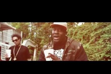 "Turk Feat. Gunplay ""Blame It On The System"" Video"