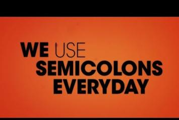 "The Lonely Island Feat. Solange ""Semicolon (Lyrics Video)"" Video"