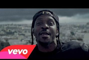 "Pusha T ""Numbers On The Boards"" Video"