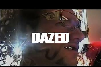 "Riff Raff ""Dazed & Confused Interview BTS"" Video"