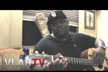 "Scarface ""Talks Rock Music & White Rappers"" Video"