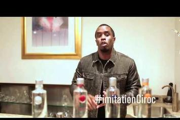 "Diddy ""#ImitationCiroc PSA"" Video"