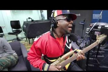 "Wyclef Jean ""Sway In The Morning Freestyle"" Video"