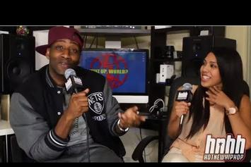 "DeStorm ""In The Booth: DeStorm Behind the Scenes and Interview"" Video"