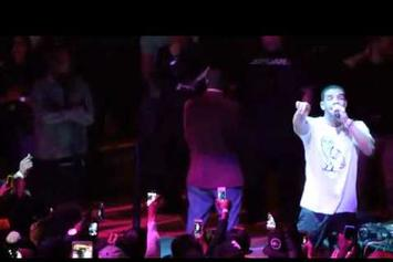 "Drake ""First Barclays Center Performance "" Video"