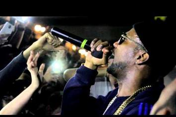 "Juicy J ""Trippy Tour (Part 2)"" Video"