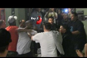 "Ray J ""Gets Into Fight With Women After Hurling Insult"" Video"