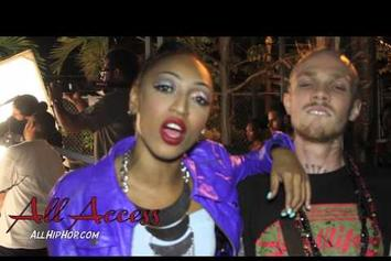"Trina ""BTS Of ""Round Of Applause"""" Video"