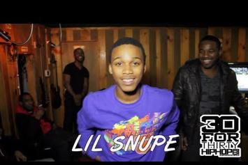 "Louie V Gutta Feat. Lil' Snupe ""30 For Thirty Freestyle"" Video"