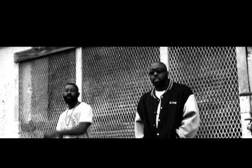 "Compton Menace Feat. Trae Tha Truth ""My Homies"" Video"