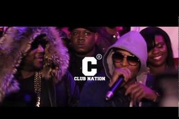 """Trinidad James """"All Gold Everything (Live w/ T.I. & Young Jeezy)"""" Video"""