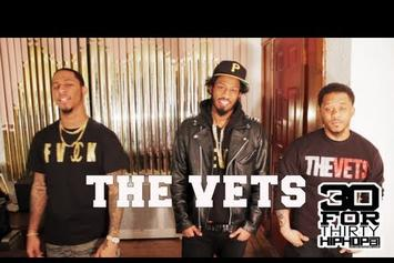 "The Vets ""30 For THIRTY Freestyle"" Video"
