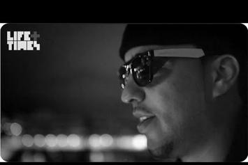 """French Montana """"Talks About Life-Changing Moment"""" Video"""