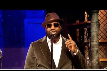 "Black Thought """"Oscar Rap Freestyle"" On Jimmy Fallon"" Video"