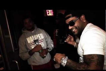 "Jim Jones Feat. Trav ""Weight"" Video"