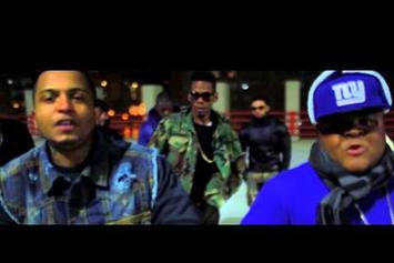 """Fred The Godson Feat. T.B.M. """"The Intro"""" Video"""