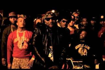 """Trinidad James Feat. T.I., Young Jeezy & 2 Chainz """"BTS Of """"All Gold Everything (Remix)"""""""" Video"""