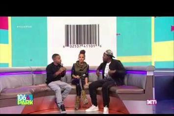 """Pusha T """"Talks Recent Mixtape, Rick Ross Shooting, And More On 106 & Park"""" Video"""