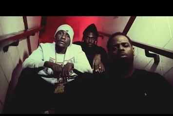 "No Malice Feat. Ab-Liva ""Smoke & Mirrors"" Video"