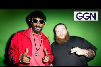 """Snoop Dogg """"GGN: With Action Bronson"""" Video"""
