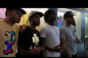 """Chief Keef Feat. Lil Reese """"Hit Pink Dolphin Store in LA"""" Video"""