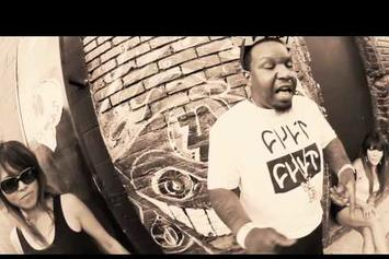 """Philly Swain Feat. Jae Millz & Peanut Live 215 """"Get Paid """" Video"""