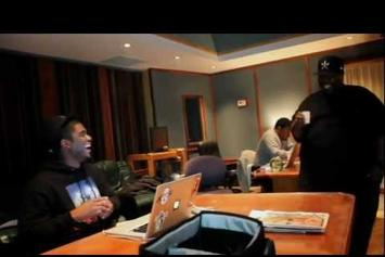 "8Ball & MJG Feat. Big K.R.I.T ""The Making of ""We Buy Gold"""" Video"