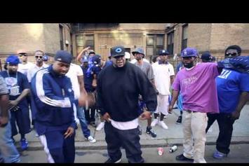 "Glasses Malone Feat. Snoop Dogg (Crip Gang) ""Eastsidin"" Video"