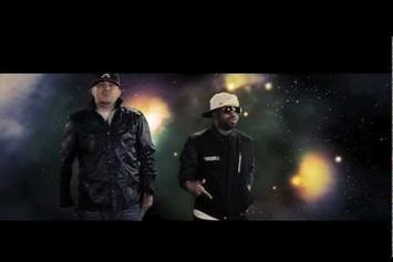 "DJ Felli Fel Feat. Akon, Pitbull & Jermaine Dupri ""Boomerang"" Video"