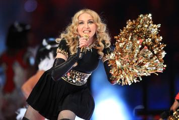 Madonna Reveals She Dated Tupac