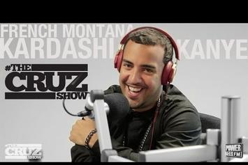 "French Montana Talks Kanye West's ""All Day"" & The Kardashians"