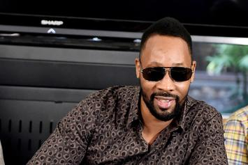 "RZA Speaks On The ""Blurred Lines"" Verdict"