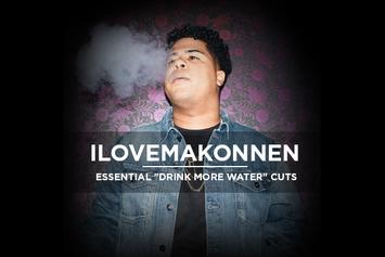 "iLoveMakonnen's Essential ""Drink More Water"" Cuts"