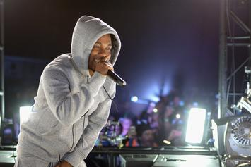 "Kendrick Lamar Has The First No. 1 Album Ever With ""Pimp"" In Its Title"