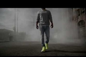 "Kendrick Lamar's ""Be Ventilated"" Reebok Commercial"