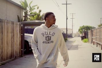 Vince Staples Gives Tour Of His Long Beach Neighborhood