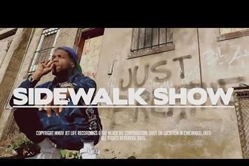 "Curren$y ""Sidewalk Show"" Video"