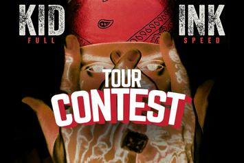 Ticket Giveaway: Kid Ink's NYC Show On 4/20