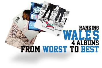 Ranking Wale's 4 Albums From Worst To Best