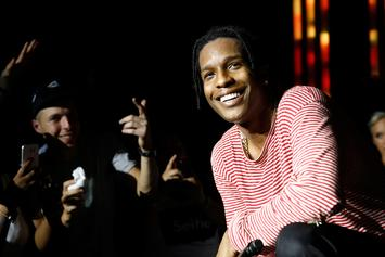 "New Release Date For A$AP Rocky's ""A.L.L.A."" Surfaces"