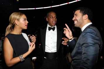 """Drake Has Recorded A Collaboration With Beyonce For """"Views From The Six"""""""