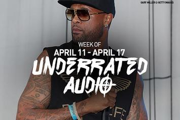 Underrated Audio: April 11 - April 17