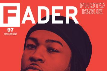 PARTYNEXTDOOR Covers The Fader
